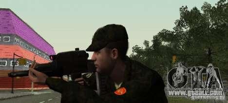 OTS-101 Adder for GTA San Andreas forth screenshot