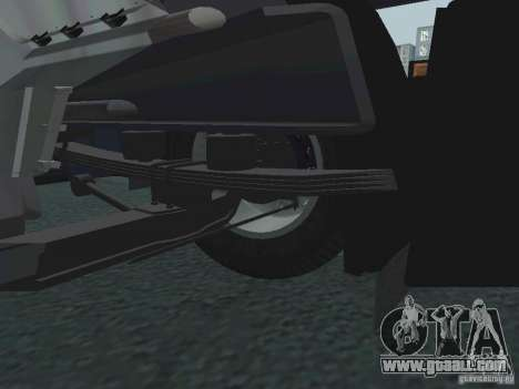 Active dashboard v.3.0 for GTA San Andreas ninth screenshot