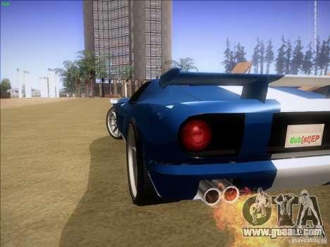 Eloras Realistic Graphics Edit for GTA San Andreas third screenshot