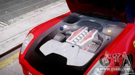 Ferrari 599 GTB Fiorano for GTA 4 side view
