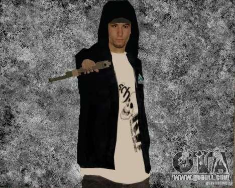 New Drug Dealer for GTA San Andreas