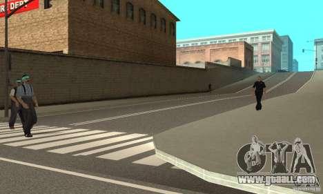 New Streets v2 for GTA San Andreas third screenshot