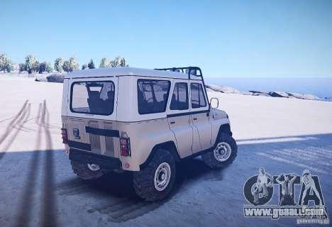 UAZ-31514 Version: 2.04 for GTA 4 back left view