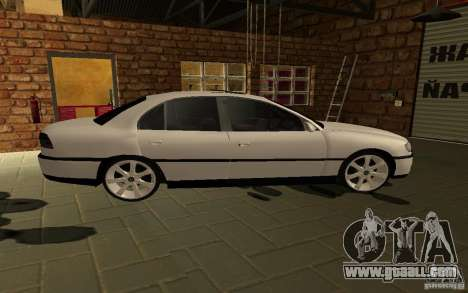 Opel Omega for GTA San Andreas back view
