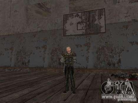 Degtyarev of Stalker for GTA San Andreas eighth screenshot