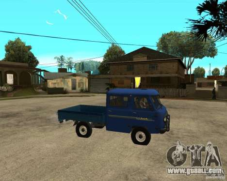 UAZ 39094 for GTA San Andreas right view