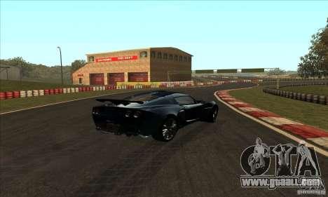 GOKART track Route 2 for GTA San Andreas third screenshot