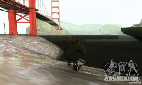 iPrend ENBSeries v1.3 Final for GTA San Andreas fifth screenshot