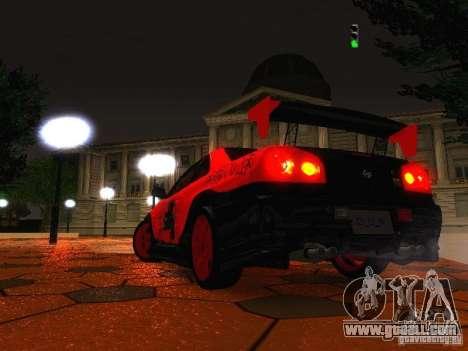 ENBSeries by Mick Rosin for GTA San Andreas third screenshot