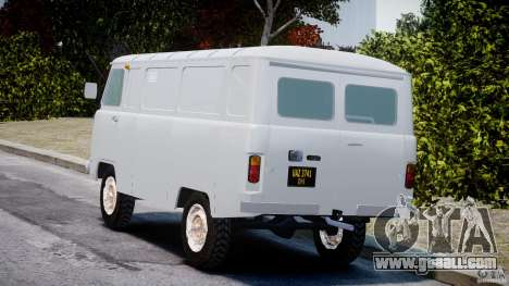UAZ-3741 for GTA 4 side view