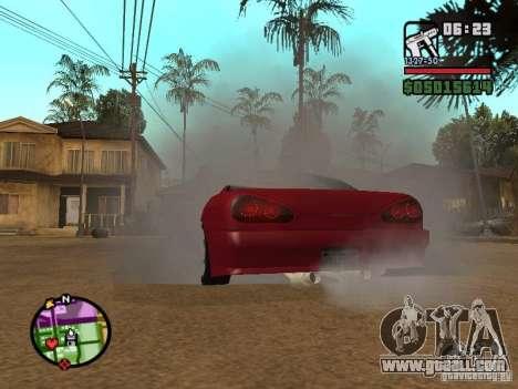 Ultra Elegy v1.0 for GTA San Andreas back left view