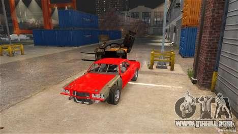 Jupiter Eagleray MK5 v.1 for GTA 4