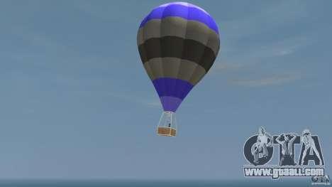 Balloon Tours option 8 for GTA 4 left view