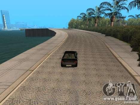 Island mansion for GTA San Andreas seventh screenshot