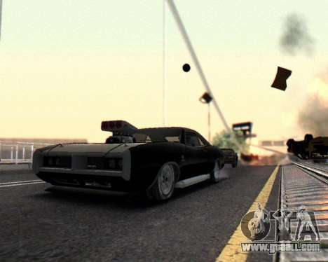 Real World ENBSeries v5.0 Final for GTA San Andreas fifth screenshot