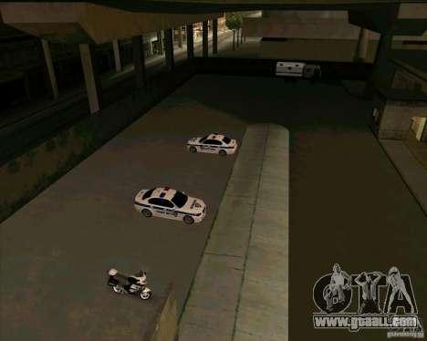 Priparkovanyj transport v1.0 for GTA San Andreas fifth screenshot