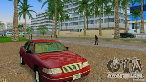 ENBSeries by FORD LTD LX for GTA Vice City