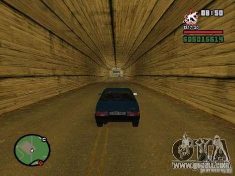 Todas Ruas v3.0 (San Fierro) for GTA San Andreas second screenshot