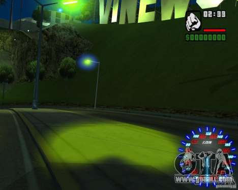 New effects for GTA San Andreas seventh screenshot