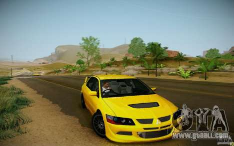 ENBSeries by muSHa v5.0 for GTA San Andreas fifth screenshot