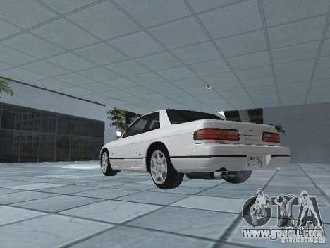 Nissan Silvia PS13 for GTA San Andreas right view