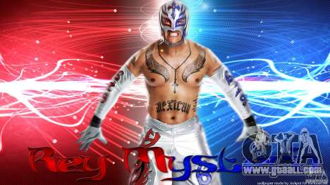 Loading screens WWE 2012 for GTA San Andreas seventh screenshot