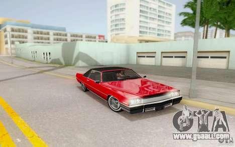 Manana from GTA 4 for GTA San Andreas
