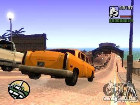 Timecyc BETA 2.0 for GTA San Andreas fifth screenshot