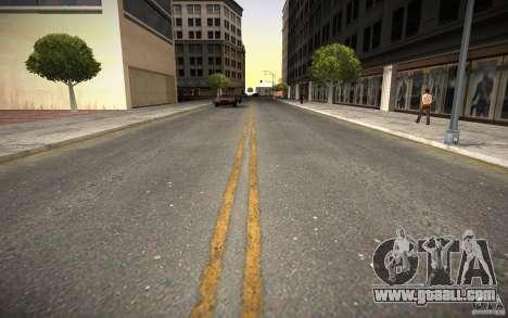 HD road (GTA 4 in SA) for GTA San Andreas