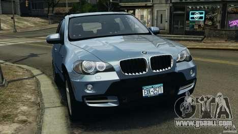 BMW X5 xDrive30i for GTA 4