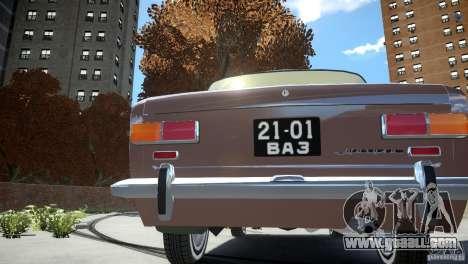 VAZ 2101 Stock for GTA 4 back left view