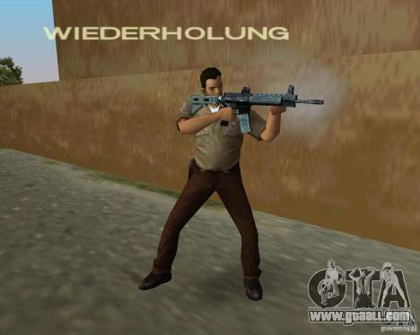 Pak weapons of S.T.A.L.K.E.R. for GTA Vice City forth screenshot