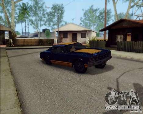 SA_Mod v1.0 for GTA San Andreas third screenshot