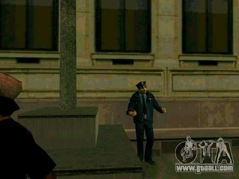 Renewal Of The LSPD for GTA San Andreas third screenshot