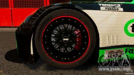 Alfa Romeo 8C Competizione Body Kit 2 for GTA 4 side view
