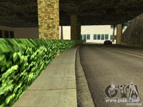 New textures for casino Pirates in Mens for GTA San Andreas third screenshot