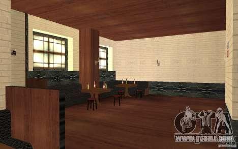 A new bar in Gantone v. 2 for GTA San Andreas forth screenshot