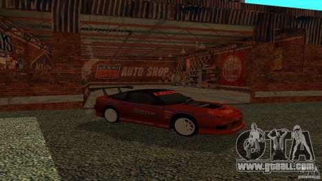 Nissan 240SX Signal Auto for GTA San Andreas