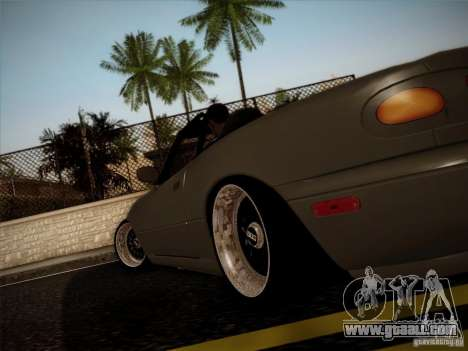 Mazda MX5 JDM for GTA San Andreas
