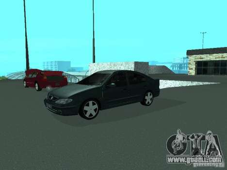 Renault Megane I for GTA San Andreas right view