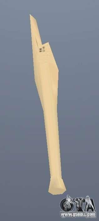 Broken Baseball Schlager for GTA Vice City second screenshot