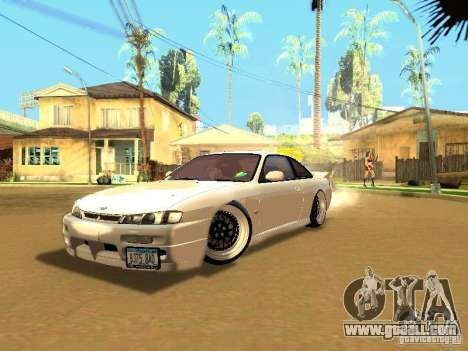 Nissan 200SX JDM for GTA San Andreas