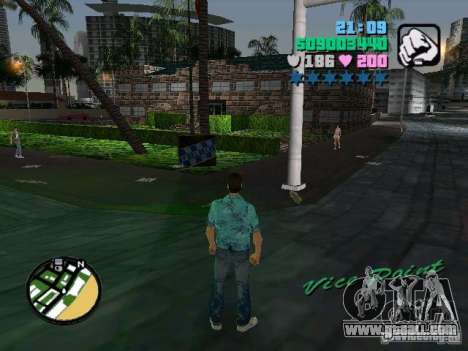 New Police for GTA Vice City third screenshot