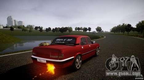 Gaz-3110 Turbo WRX STI v1.0 for GTA 4