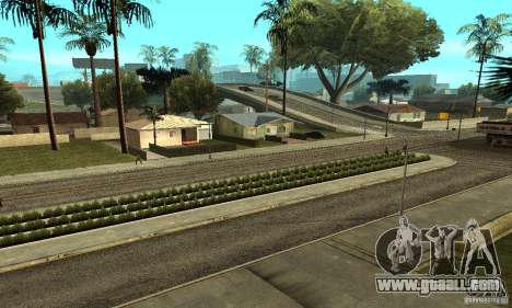 Grove Street 2013 v1 for GTA San Andreas eleventh screenshot