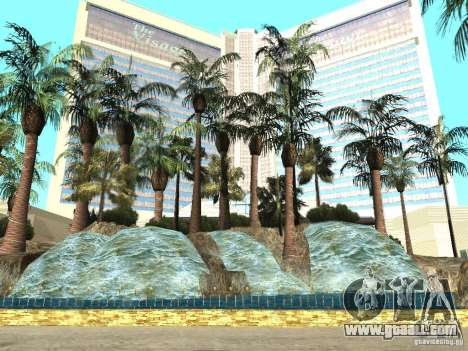 New textures for casino Pirates in Mens for GTA San Andreas