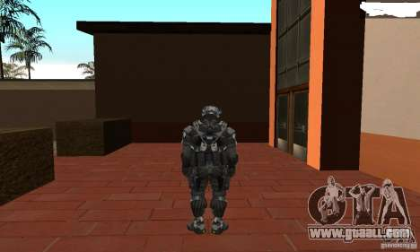 Crysis NanoSuit 2 for GTA San Andreas third screenshot