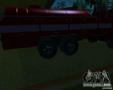 KAMAZ 53213 AP-5 for GTA San Andreas right view