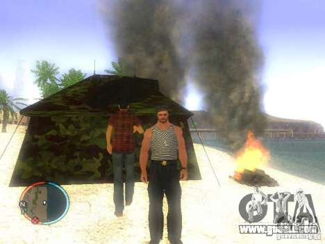 Sailor for GTA San Andreas second screenshot