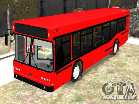 MAZ 5295 v2.0 final for GTA 4